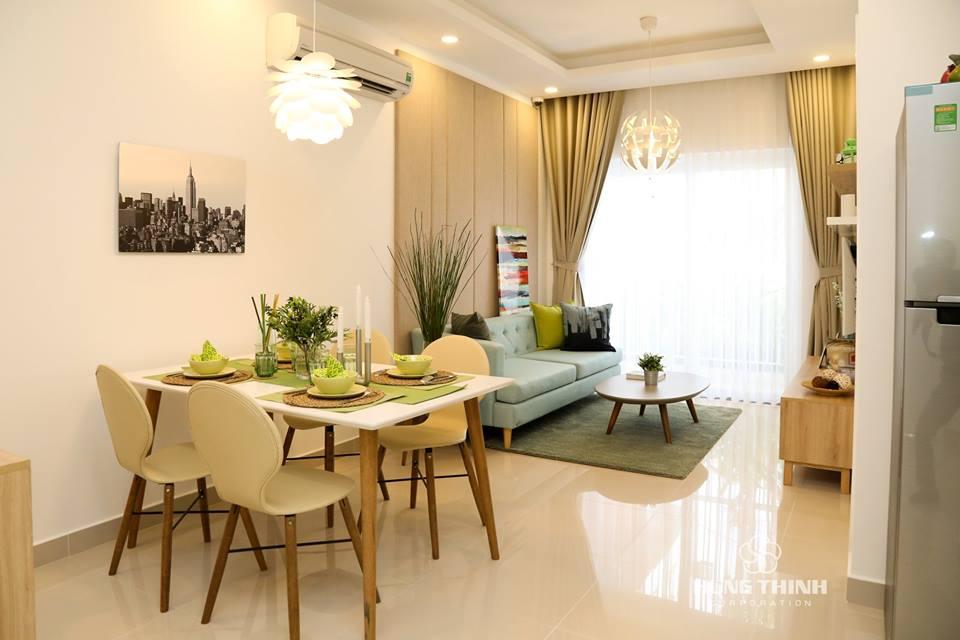 Căn hộ Moonlight Boulevard tọa lạc ngay mặt tiền chính Kinh Dương Vương quận Bình Tân thừa hưởng mọi tiện ích trong bán kính rất gần.