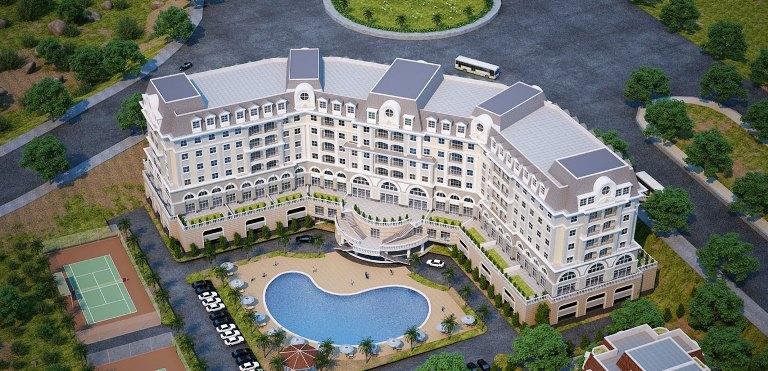 Dự án đất nền Golden Bay là khu đô thị quốc tế kiểu mẫu đầu tiên và duy nhất nằm bên Bãi Dài - Nha Trang, một trong những vịnh đẹp nhất thế giới.