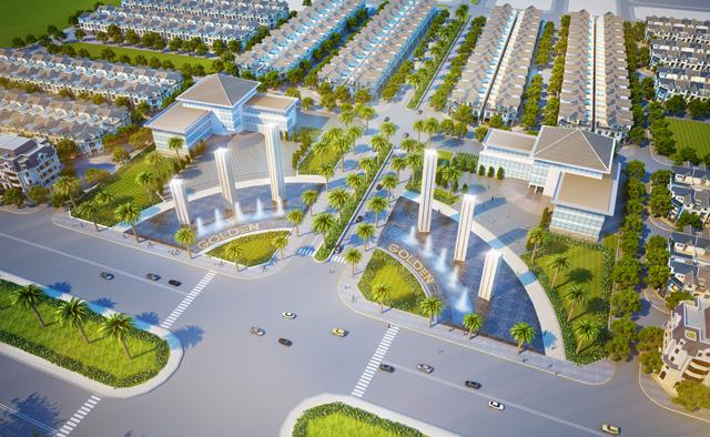 Golden Bay - Khu đô thị kiểu mẫu đầu tiên và duy nhất tại Bắc bán đảo Cam Ranh - do Hung Thinh Corp. làm chủ đầu tư. Dự án có quy mô 79 ha, hội tụ tinh hoa kiến trúc đặc sắc của 8 quốc gia phát triển.