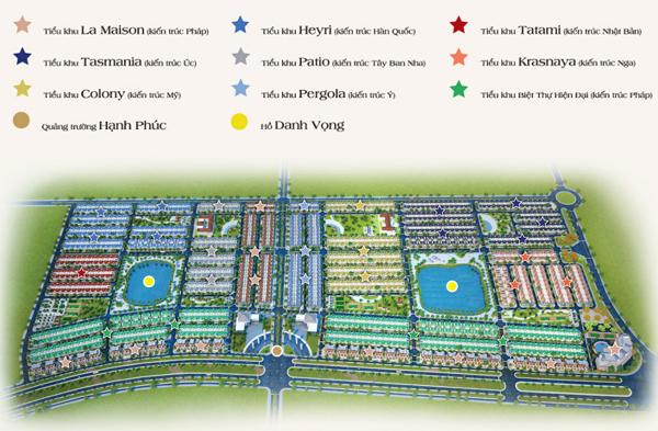 Đặc biệt điểm nổi bật Golden Bay Cam Ranh Khánh Hòa là cánh cổng qui mô được xây dựng từ 6 khối trụ sừng sững, thiết kế và độ cao tương đương tòa nhà 7 tầng, vươn mình kiêu hãnh giữa quãng trường hạnh phúc rộng 2 ha