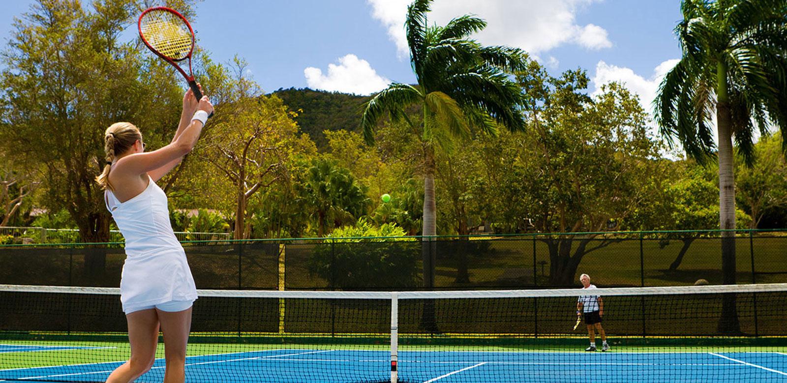 Sân thể thao đa năng tại dự án Saigon Mystery Villas