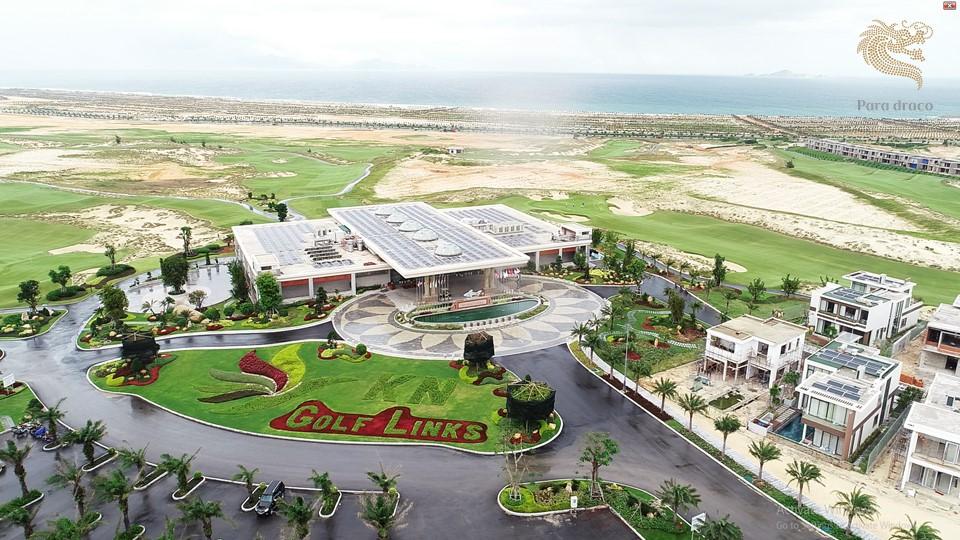 Nhà điều hành sân Golf 27 lỗ