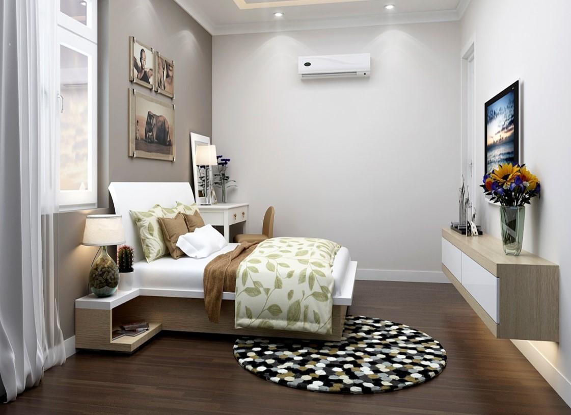 Phòng ngủ căn hộ Q7 Saigon Riverside Complex Hưng Thịnh