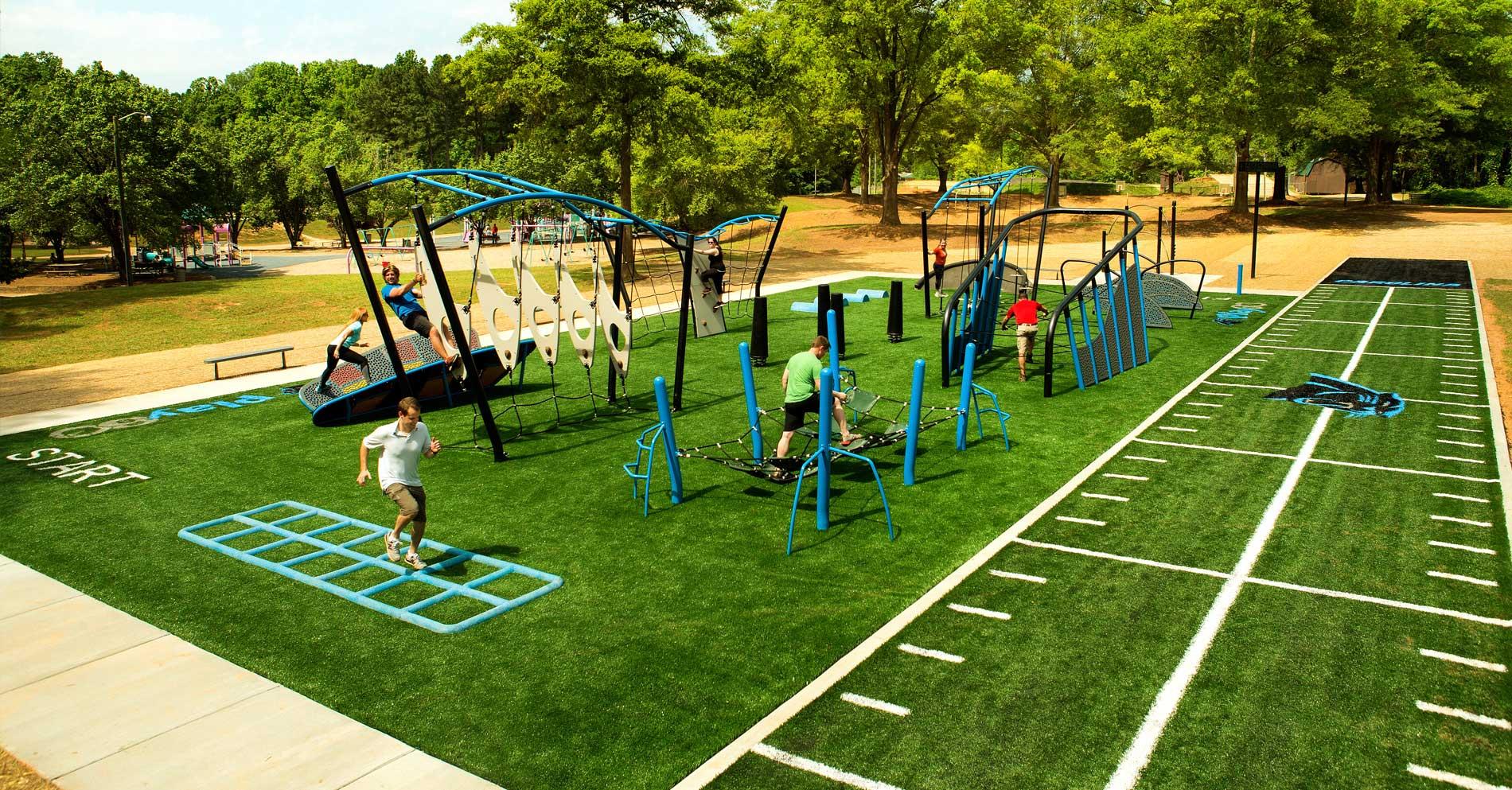 """Công viên rộng gần 6.000m2 ngay tại 9View Apartment được thiết kế thành 6 khu chức năng khác nhau mang đến sự tiện nghi và giúp cư dân """"sống khỏe, sống xanh"""""""