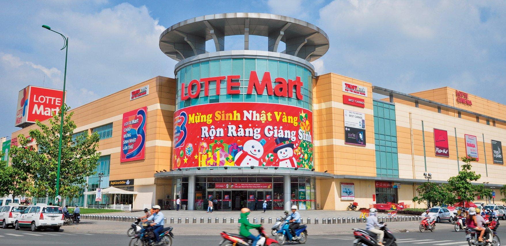 Tiện ích ngoại khu căn hộ Saigon Mia