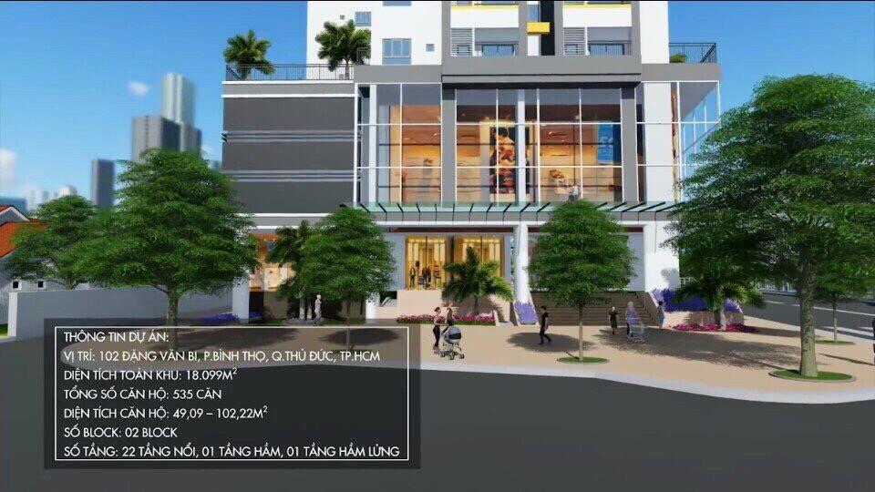 Mẫu nhà phố Moonlight Residences với thiết kế 1 trệt 2 lầu, 1 tầng hầm.
