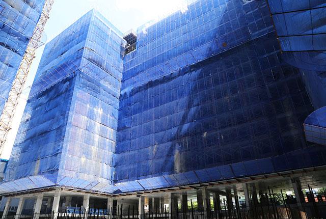 SKY CENTER thừa hưởng tất cả những lợi thế về hạ tầng và tiện ích khi tọa lạc ngay khu vực kết nối sân bay Tân Sơn Nhất