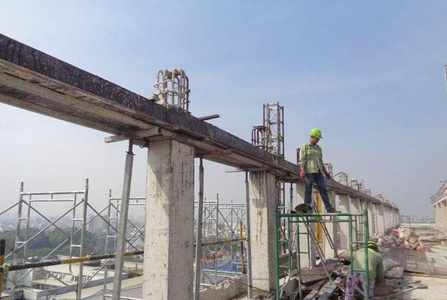 Với vị trí 4 mặt tiền đường, nằm cạnh sân bay Tân Sơn Nhất, SKY CENTER tự hào là sự lựa chọn tối ưu nhất.