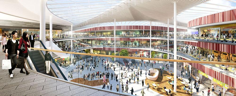 Tiện ích dự án Sky Center